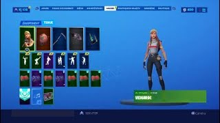 "I BUY THE NEW SKIN ""VEINARDE"" ON FORTNITE !!!"