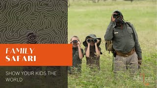 A Family Adventure Safari with African Bush Camps