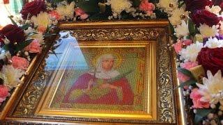 видео Великое освящение Ильинского храма в г. Воронеже