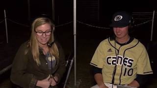 Baseball Postgame: Bradley Hough