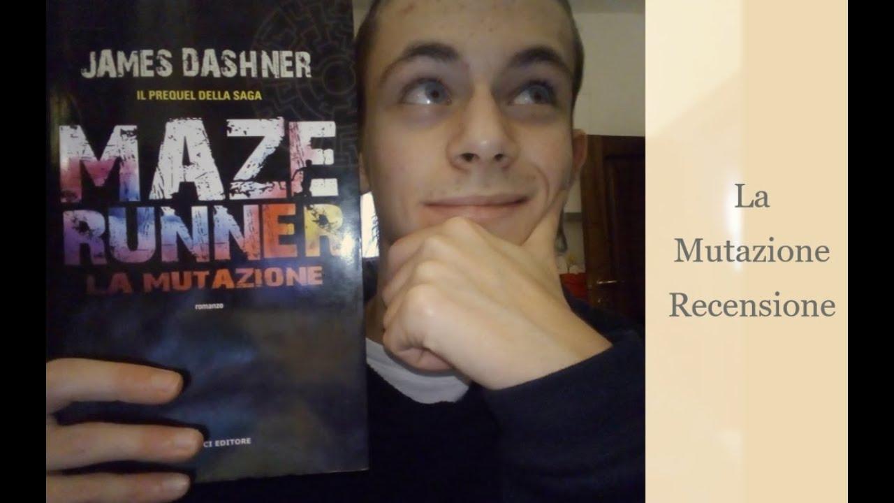 Download La Mutazione | di James Dashner - recensione