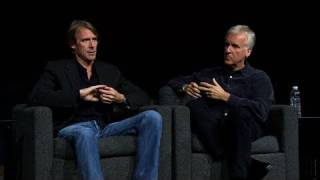 'Transformers: Dark Of The Moon' An Interview With Michael Bay & James Cameron