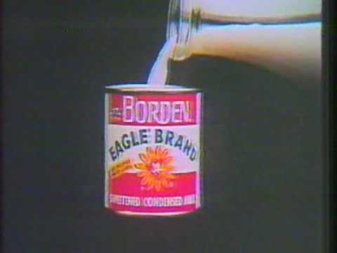 Eagle Brand Cherry Cheese Pie 1979