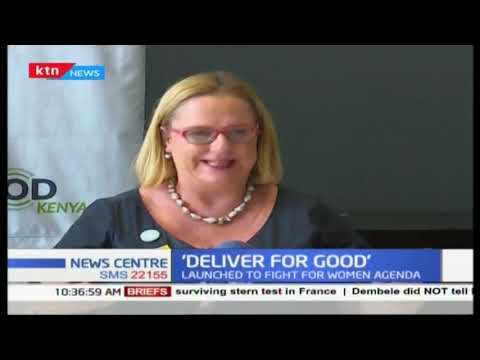 'Deliver for Good' advocacy Initiative launched in Kenya