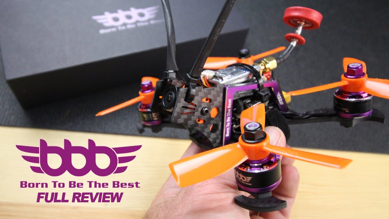 Bbb 3b R Mini 128mm Quadcopter Full Review And Flight