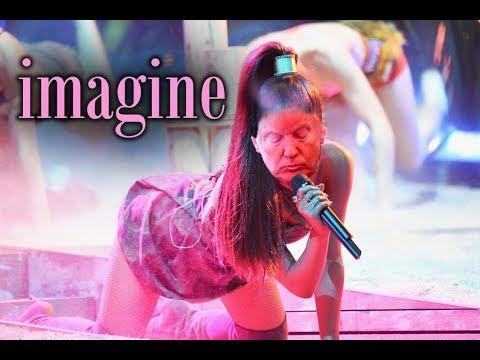 Ariana Grande - imagine (Cover by Donald Trump)