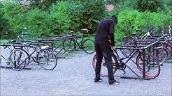Pyöräilymyytinmurtajat 5: Millainen on hyvä pyörän lukko?