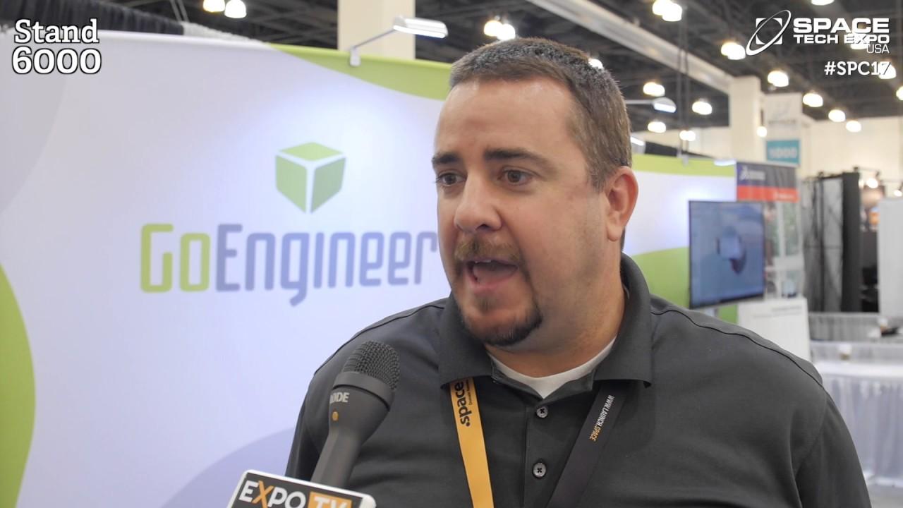 GoEngineer Speaks to EXPO TV