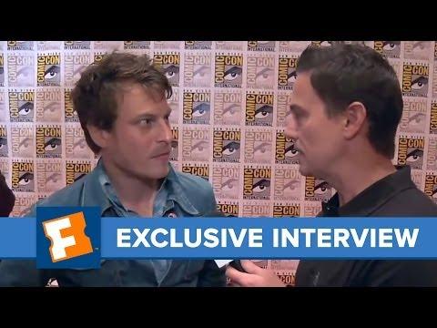 Fandango -- Exclusive Noah Segan -- Comic-Con 2012 Interview | Comic Con | FandangoMovies