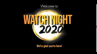 Watch Night 2020 - Praying in the Gap