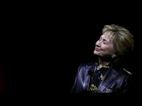 Hillary Clinton urges voters to combat Trump policies: