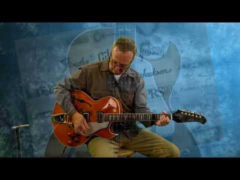 Gibson ES195 2013 NOS