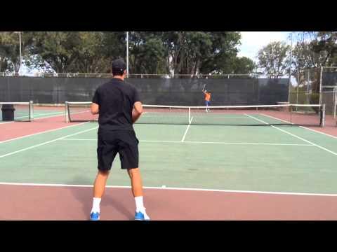 Hitting with Dennis Novikov Part 1