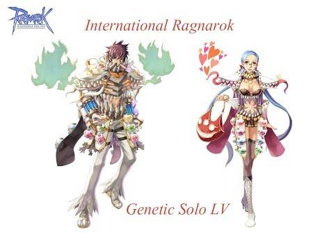 IRO Ragnarok Genetic Solo Leveling  เจ้าควรที่จะทำลายด้านมืด ไม่ใช่เข้าร่วม