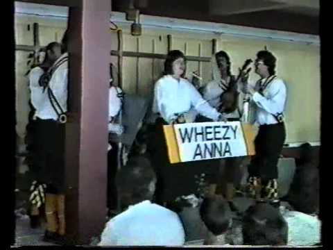 FBB Archive: Felixstowe Folk Weekend 1988 Chorus Cup:Royal Marine:Wheezy Anna