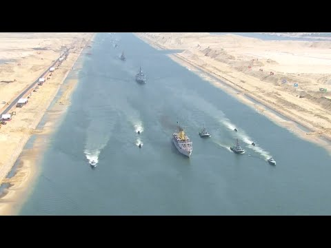 "Egypt Expects Suez Canal to Serve ""Belt & Road"" Initiative: Advisor"