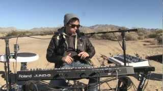 Loop Station Tutorial in der Mojave-Wüste! / RECLAIM YOUR STREETS TOUR USA 2013 mit Vinh Khuat