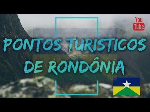 10 Pontos Turisticos De Rondônia
