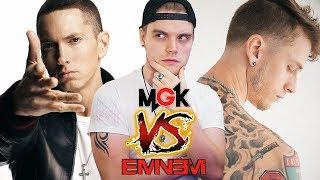 GEWONNEN HAT... (Eminem vs. MGK) | ANALYSE