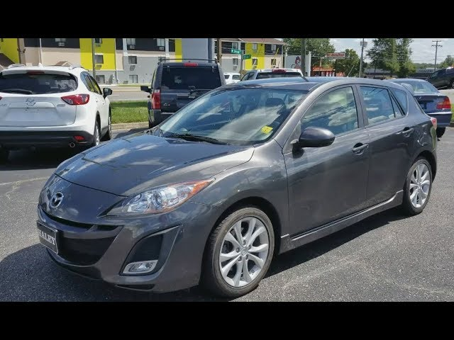 2011 Mazda Mazda3 Automatic Gt 4 Door Car At Sherwood Park Toyota Scion Youtube