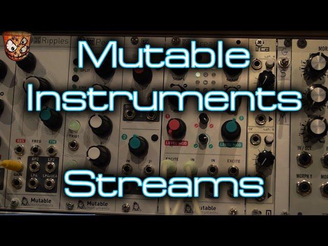 Mutable Instruments - Streams