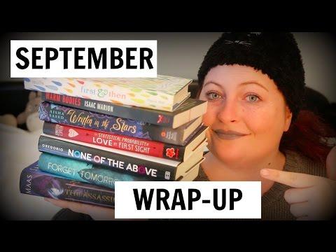 September Wrap-Up l 2016