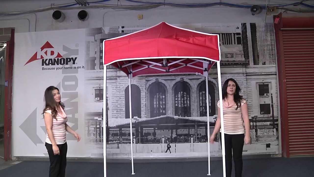 5x5 PartyShade Canopy & 5x5 PartyShade Canopy - YouTube