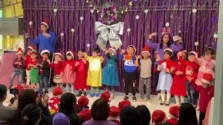 將軍澳英皇幼稚園 Jingle bell