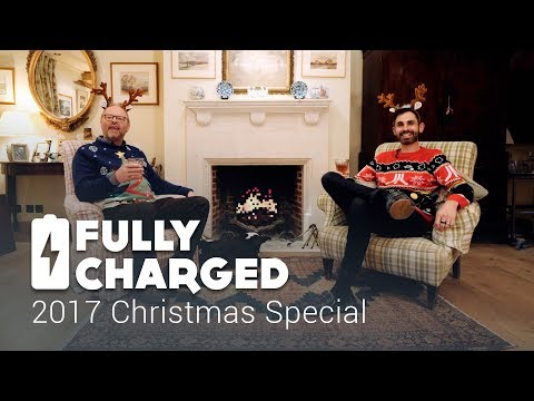 2017 Christmas Special | Fully Charged