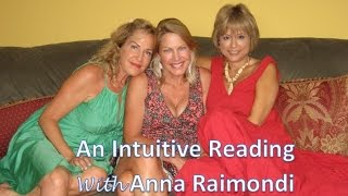 Dale Allen - An Intuitive Reading with Anna Raimondi