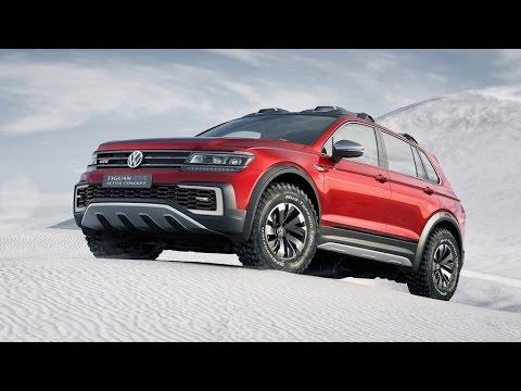 2016 Volkswagen Tiguan Gte Active Concept Review Rendered Price Specs Release Date