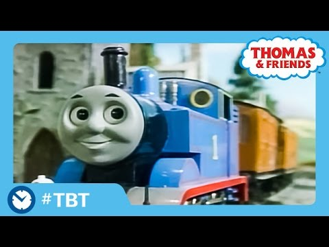 Thomas's Anthem | TBT | Thomas & Friends