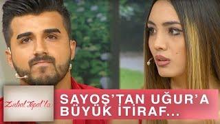 Zuhal Topal'la 211. Bölüm (HD) | Sayoş'tan Uğur'a Büyük İtiraf!