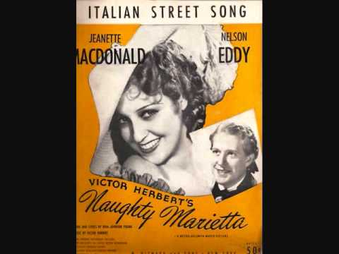 Jeanette MacDonald - Italian Street Song (1945)