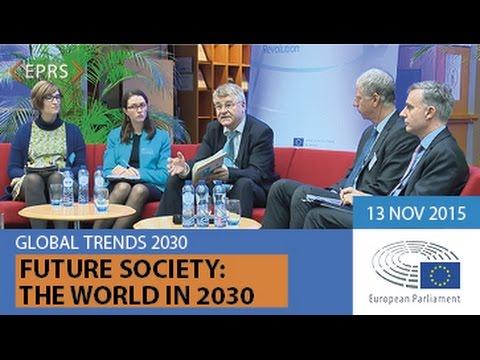 ESPAS Global Trends 2030, Future Society Panel, 13 November 2015