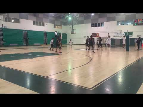 Solomon Vance Ingua Volleyball Recruitment Film