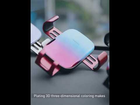 Baseus Βάση Κινητού Αυτοκινήτου Glaze Gravity με Ρυθμιζόμενο Βραχίονα