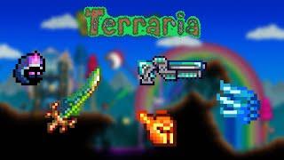 Terraria Mobile 1.3 Every Item Map Download Tutorial