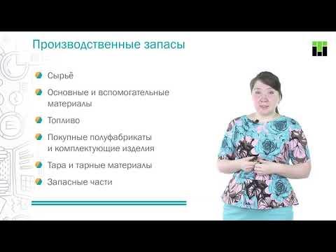 Оборотные средства  Классификация оборотных средств предприятия