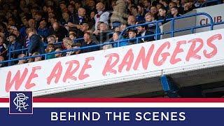 TRAILER | Behind The Scenes | Rangers v St Mirren