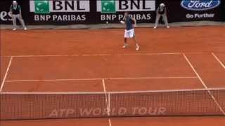 2013 Internazionali BNL d'Italia Hot Shot Countdown