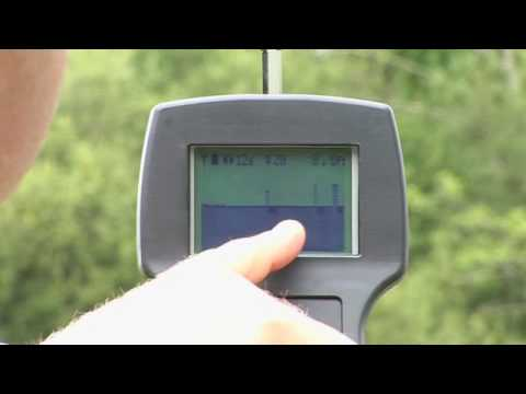 Angling Technics Baitboats Echo Sounder Video