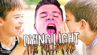 JAKIEŚ DZIECI ROBIĄ NAM ŚMIESZNE PRANKI! | Dying Light: Following [#6] (With: Dobrodziej)