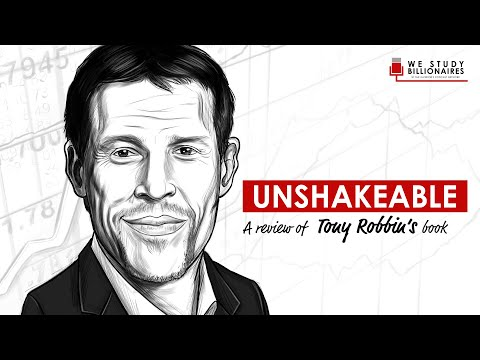 134 TIP: Unshakeable by Tony Robbins