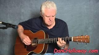 If I Were A Carpenter - Tim Hardin - Instrumental Guitar Version