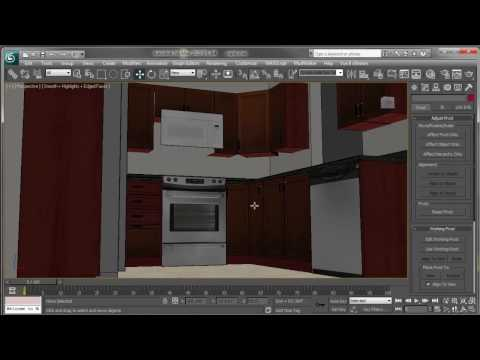 Capas en 3ds Max Travel Video