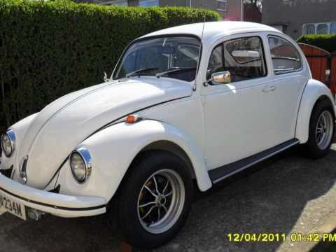 My 1974 VW Beetle Restoration so far PART 2