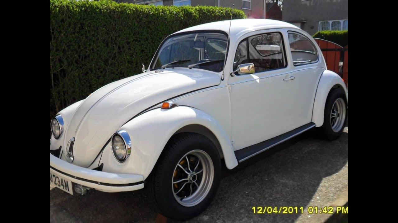 my 1974 vw beetle restoration so far part 2 youtube. Black Bedroom Furniture Sets. Home Design Ideas