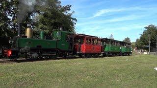 Locomotive à vapeur n°75 des Tramways d