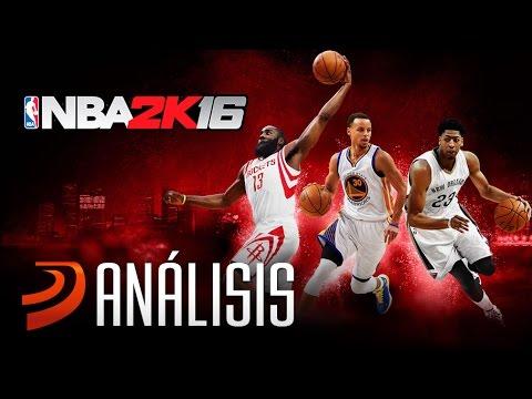 NBA 2K16: Análisis del mejor juego de basket del planeta